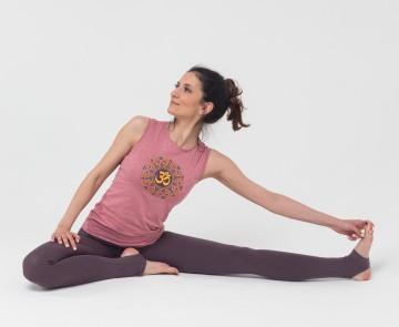 YogaDress – одежда для йоги из натуральной ткани