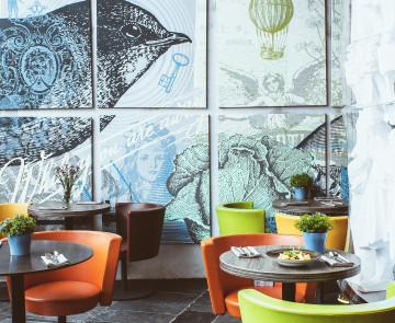 RIBAMBELLE — клуб-ресторан для детей и взрослых