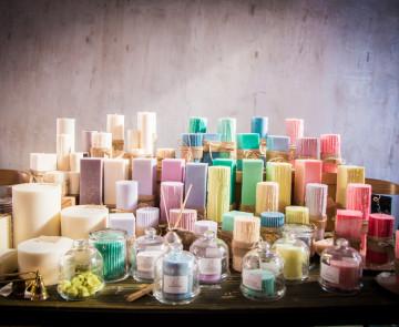 Свечи Alouette organic candle