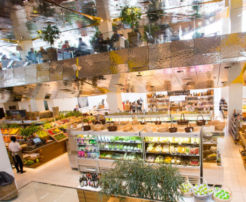 Foodmarket в ТЦ «Цветной»
