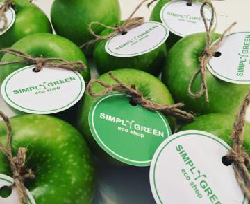 SimplyGreen — онлайн и оффлайн магазин здорового питания