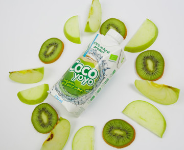 Кокосовая вода CocoYoyo
