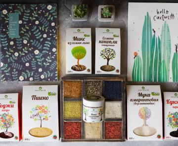 Оргтиум — правильный магазин с продуктами класса «Органик»