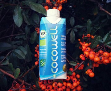 COCOWELL- органические  кокосовая вода, масло премиум класса из Бразилии