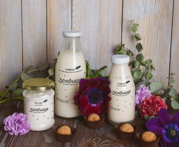 Зеленая Компания — Raw Vegan еда и продукты с доставкой