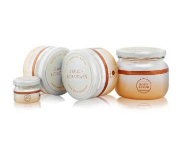 Cacao + Coconuts – производитель натуральной косметики  по уходу за телом