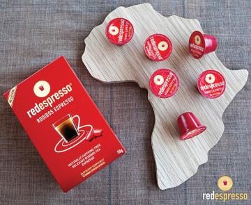 RED ESPRESSO® — полезный капучино из южноафриканского ройбуша