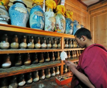 Консультация у тибетского доктора со скидкой в Центр Рипа