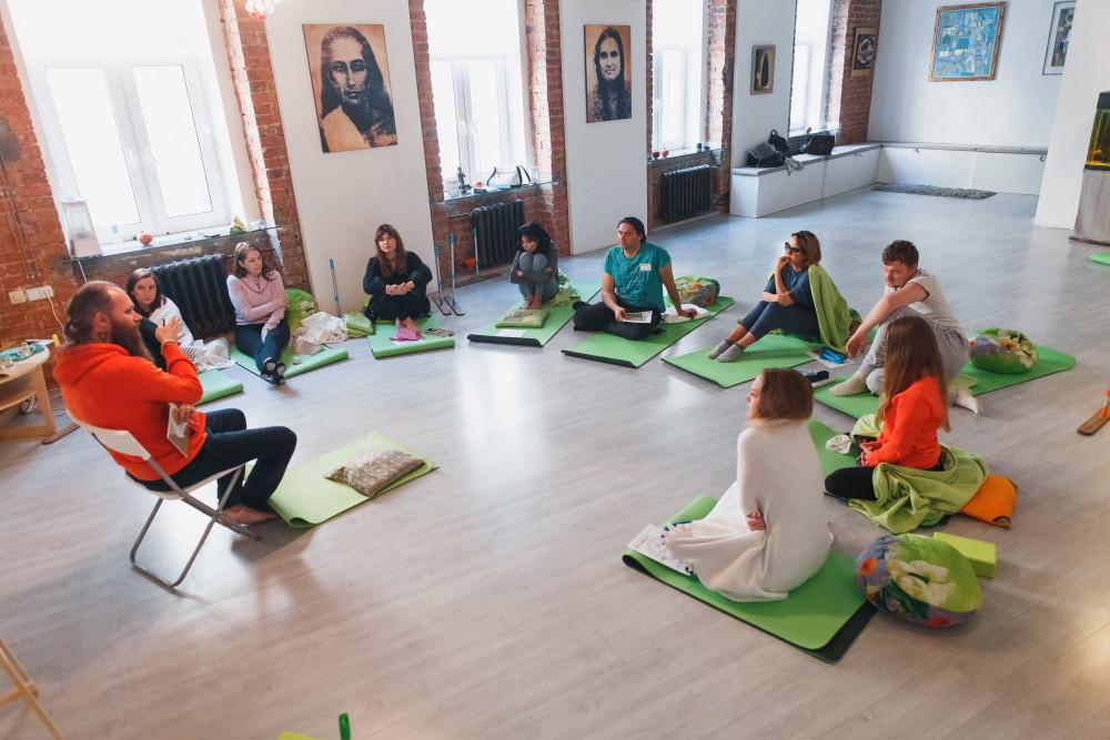 Клуб медитаций