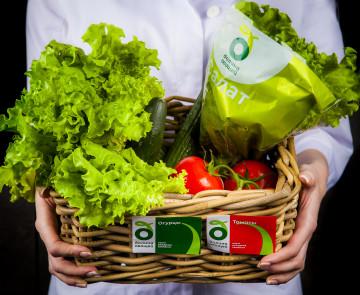 Долина овощей — свежие овощи с грядки