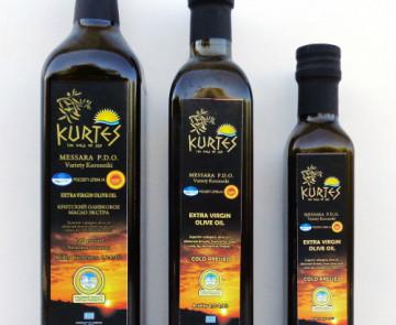 KURTES — Эко-продукция с острова Крит