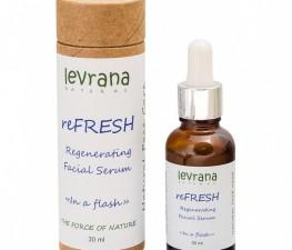 Сыворотка для лица Levrana регенерирующая, обновление кожных клеток, 30мл