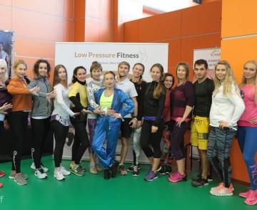 Low Pressure Fitness — инновационная система тренировок