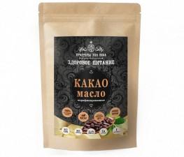 Какао Масло Продукты Xxii Века Нерафинированное Натуральное, Дойпак 200Г