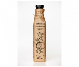 Масло сыродавленное Trawa Тыквенное 250 мл