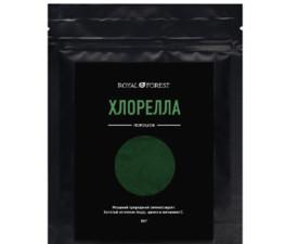 Порошок органической хлореллы 100 гр