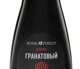 Гранатовый соус (наршараб) Royal Forest, 250 гр