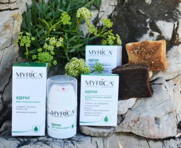 MYRICA — производитель натуральной дерматологической косметики