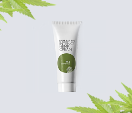 КРЕМ ДЛЯ РУК «INTENSE HEMP CREAM 1753 COSMETICS» - 30ML