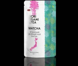 Японский чай Матча «Origami tea» 50 гр.
