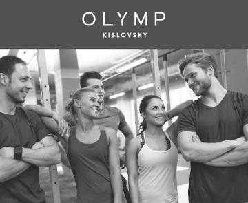 OLYMP Кисловский — спортивный клуб закрытого формата с лимитированным членством