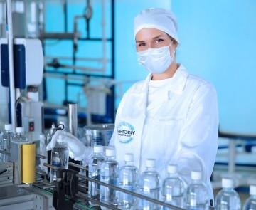 ЛАНГВЕЙ — питьевая легкая вода, очищенная от тяжелых изотопов водорода (дейтерия)