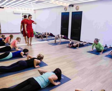 Smart Body — авторский фитнес-тренинг от рекордсмена Гиннеса