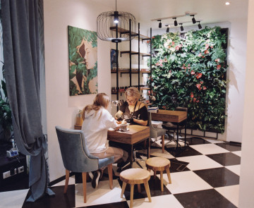 Organic Woman Beauty & Aveda: новый салон красоты