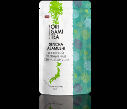 Чай Сенча Асамуши «Origami tea» 50 гр.