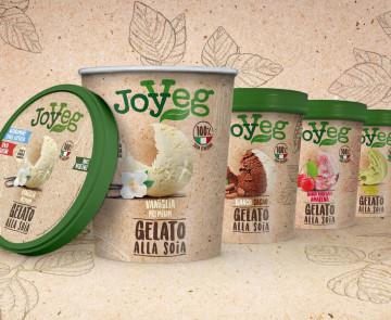 JoyVeg — растительное мороженое из Италии